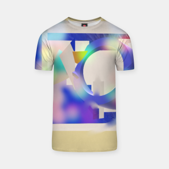 Thumbnail image of 3D Photopainting T-Shirt, Live Heroes