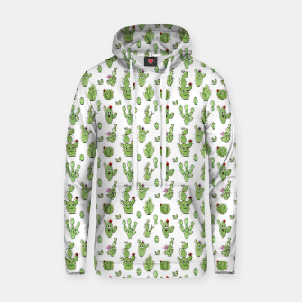 Thumbnail image of Cactus People – Cotton hoodie, Live Heroes