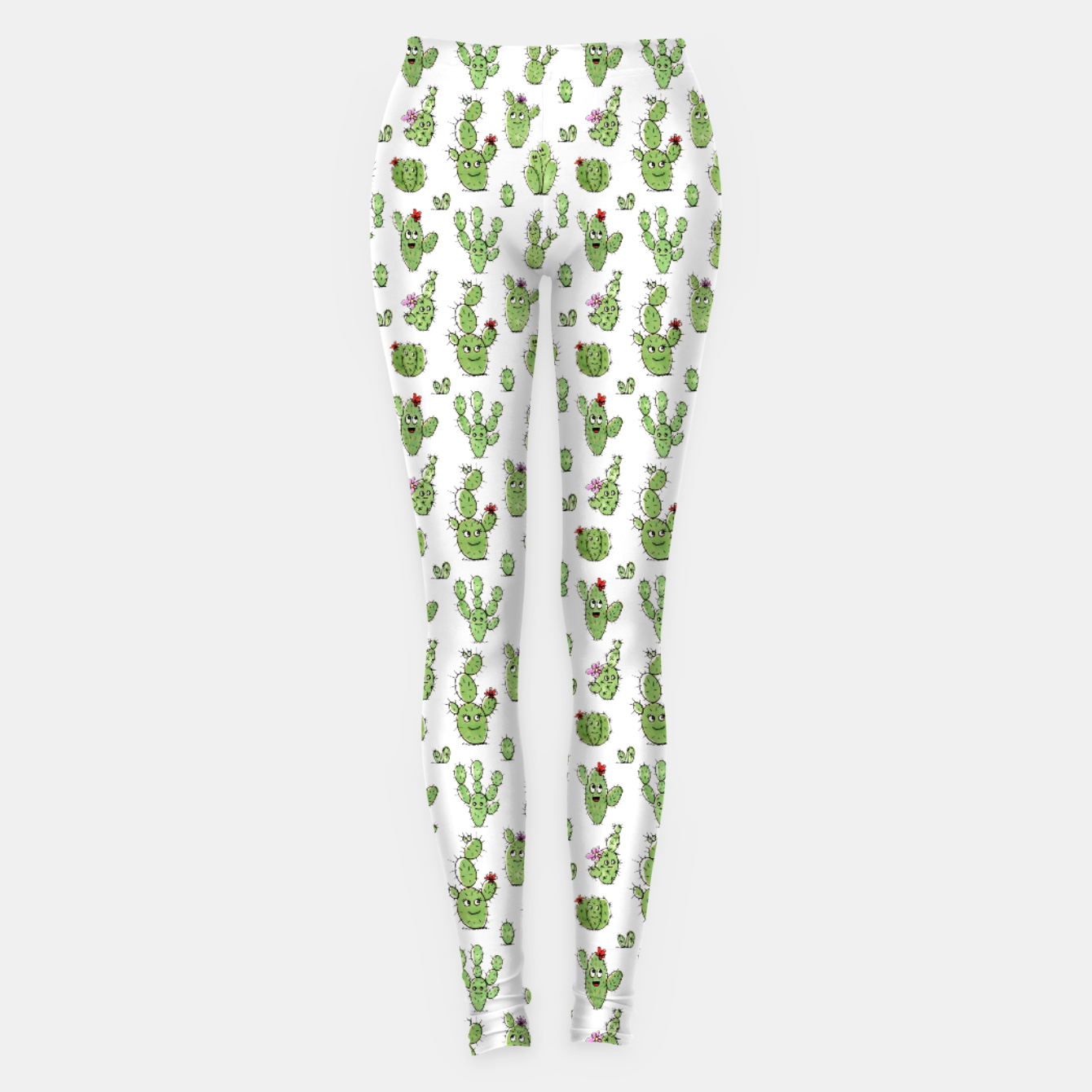 Image of Cactus People – Leggings - Live Heroes