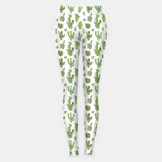Cactus People – Leggings thumbnail image