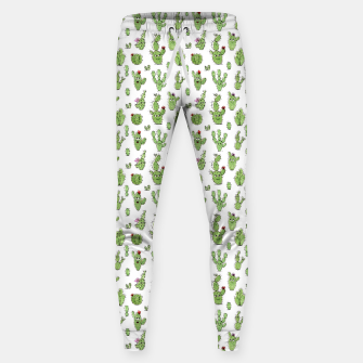 Cactus People – Cotton sweatpants Bild der Miniatur