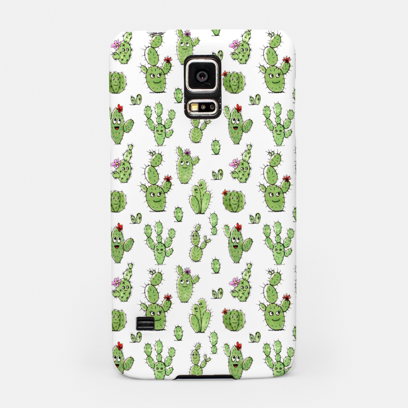 Image of Cactus People – Samsung Case - Live Heroes