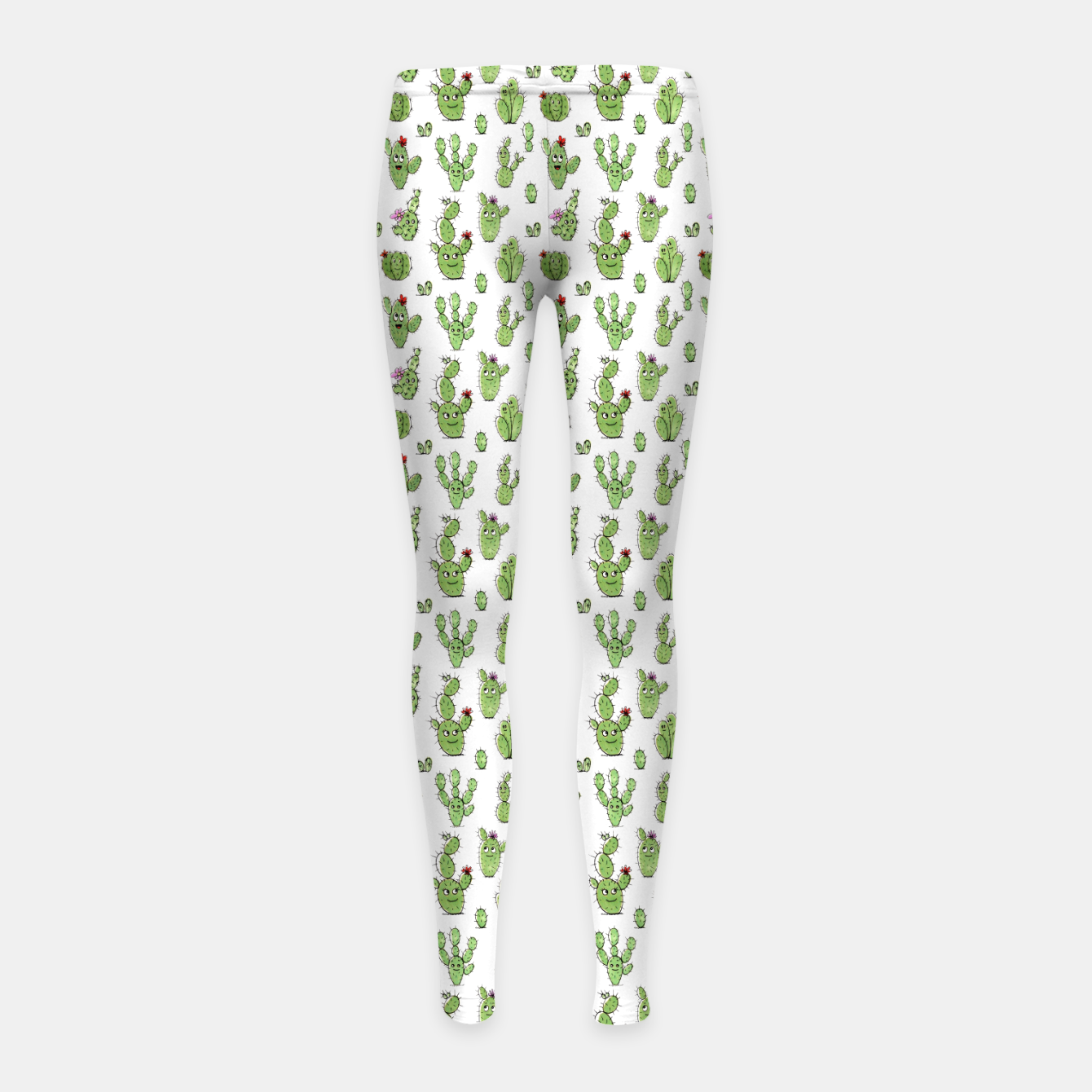 Image of Cactus People – Girl's leggings - Live Heroes