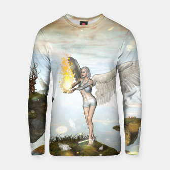 Thumbnail image of Wonderful fairy Cotton sweater, Live Heroes