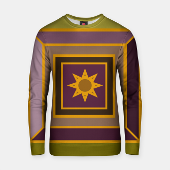 Thumbnail image of The sunset in a candy box Cotton sweater, Live Heroes