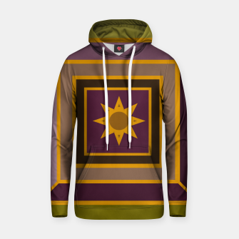 Miniature de image de The sunset in a candy box Cotton hoodie, Live Heroes