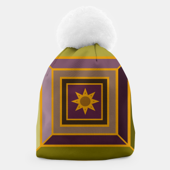 Thumbnail image of The sunset in a candy box Beanie, Live Heroes