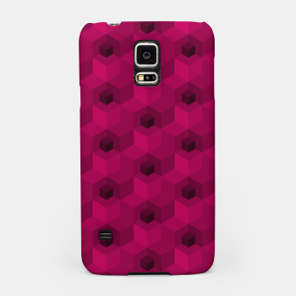 Thumbnail image of Purple Pattern Samsung Case, Live Heroes