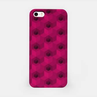 Thumbnail image of Purple Pattern iPhone Case, Live Heroes