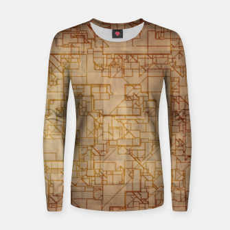 Thumbnail image of Ragnor Design | Dress Yourself | #rda19 Woman cotton sweater, Live Heroes
