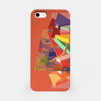 Thumbnail image of 3D Painting Construction iPhone-Hülle, Live Heroes