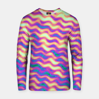 Thumbnail image of #newkindofrainbow #531 Cotton sweater, Live Heroes