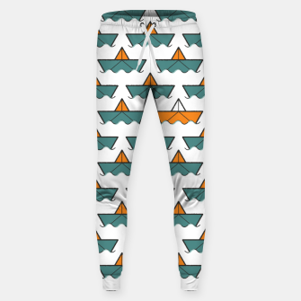 Thumbnail image of The Yellow Boat Cotton sweatpants, Live Heroes