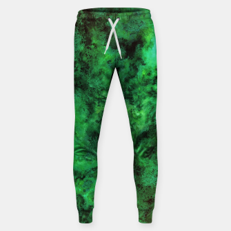 Thumbnail image of Ghost train Cotton sweatpants, Live Heroes