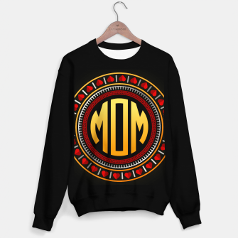 Thumbnail image of Mothers Day - Mom Love Circle Sweater regular, Live Heroes
