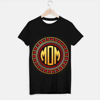 Thumbnail image of Mothers Day - Mom Love Circle T-shirt regular, Live Heroes