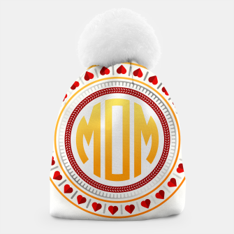 Thumbnail image of Mothers Day - Mom Love Circle Beanie, Live Heroes
