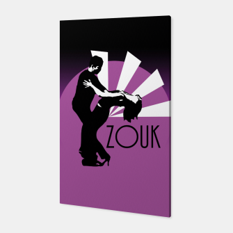 Thumbnail image of lets dance zouk Canvas, Live Heroes