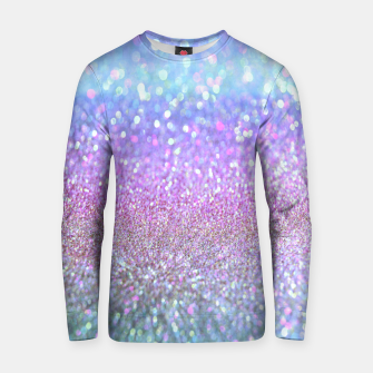 Miniature de image de Purple lilac glitter Cotton sweater, Live Heroes
