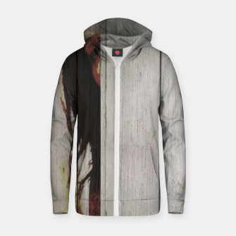 Thumbnail image of now you see me Cotton zip up hoodie, Live Heroes