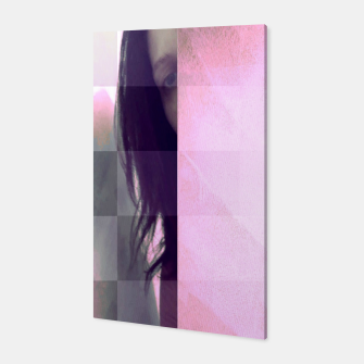 Thumbnail image of geometric Canvas, Live Heroes