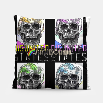 Thumbnail image of Disunited States Pillow, Live Heroes