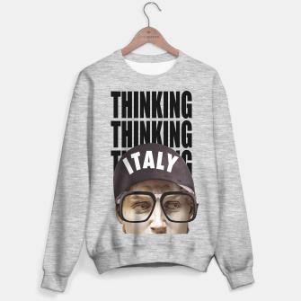 Thumbnail image of THINKER Sweater regular, Live Heroes