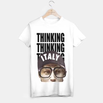 Thumbnail image of THINKER T-shirt regular, Live Heroes