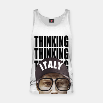 Thumbnail image of THINKER Tank Top, Live Heroes