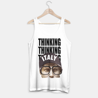 Thumbnail image of THINKER Tank Top regular, Live Heroes
