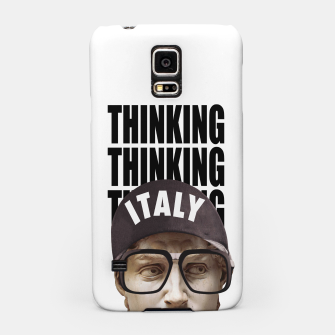 Thumbnail image of THINKER Samsung Case, Live Heroes