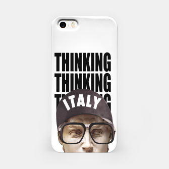Thumbnail image of THINKER iPhone Case, Live Heroes