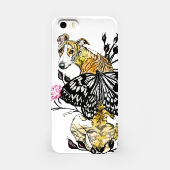 Thumbnail image of whippetwings iPhone Case, Live Heroes