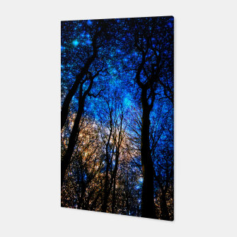 Thumbnail image of magical forest Canvas, Live Heroes