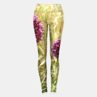 Miniaturka Flower Leggings, Live Heroes