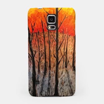 Thumbnail image of Fire Samsung Case, Live Heroes