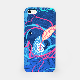 Thumbnail image of A Raven Memory iPhone Case, Live Heroes