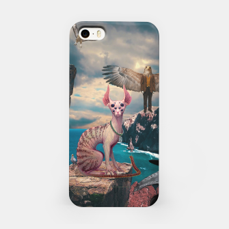 Thumbnail image of Birds with Cat iPhone Case, Live Heroes