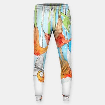 Thumbnail image of Spring is back Cotton sweatpants, Live Heroes