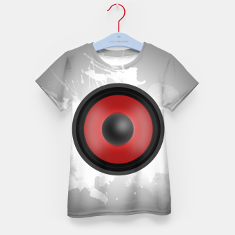 Thumbnail image of Ragnor Design | Dress Yourself | #rda77 Kid's t-shirt, Live Heroes