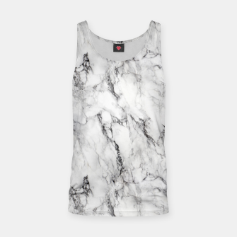 Thumbnail image of Monochrome Marble Tank Top, Live Heroes