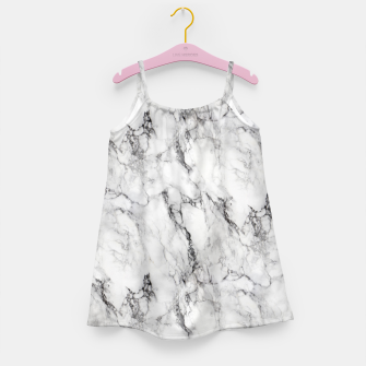 Thumbnail image of Monochrome Marble Girl's dress, Live Heroes