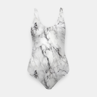 Thumbnail image of Monochrome Marble Swimsuit, Live Heroes