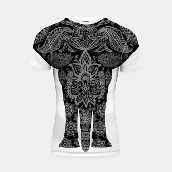 Thumbnail image of Ragnor Design | Dress Yourself | #rda81 Shortsleeve rashguard, Live Heroes