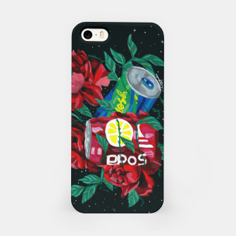 Thumbnail image of COSMIC DRINK iPhone Case, Live Heroes