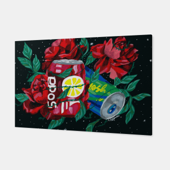 Thumbnail image of COSMIC DRINK Canvas, Live Heroes