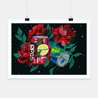 Thumbnail image of COSMIC DRINK Poster, Live Heroes