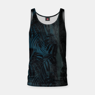 Thumbnail image of tropical leaves Tank Top, Live Heroes