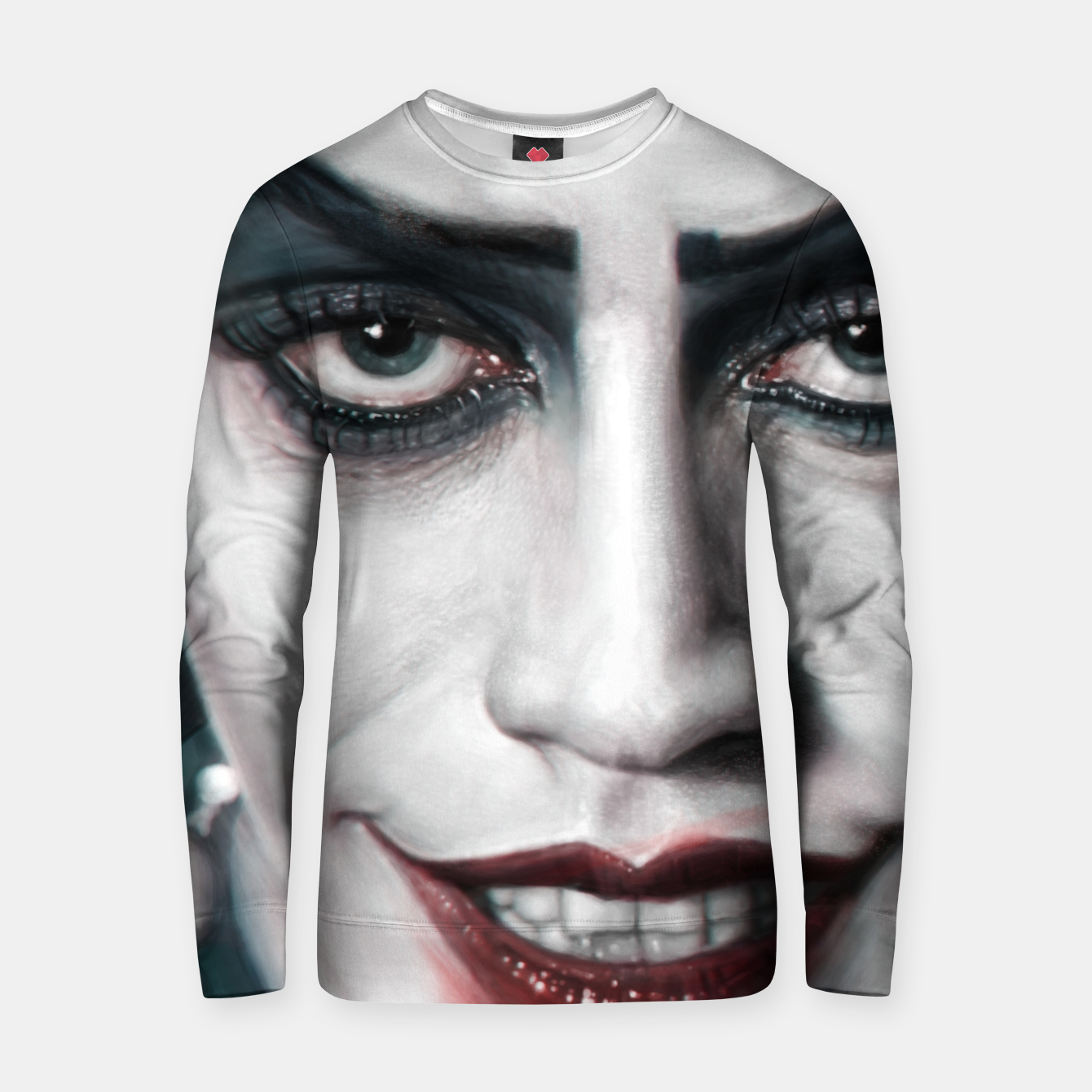 Image of Frank N Furter Cotton sweater - Live Heroes
