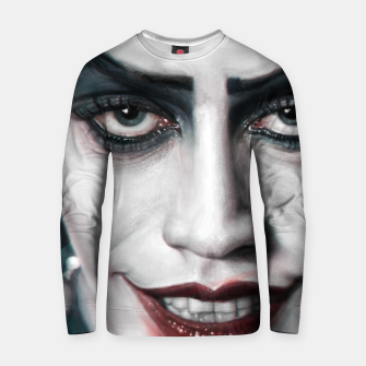 Thumbnail image of Frank N Furter Cotton sweater, Live Heroes